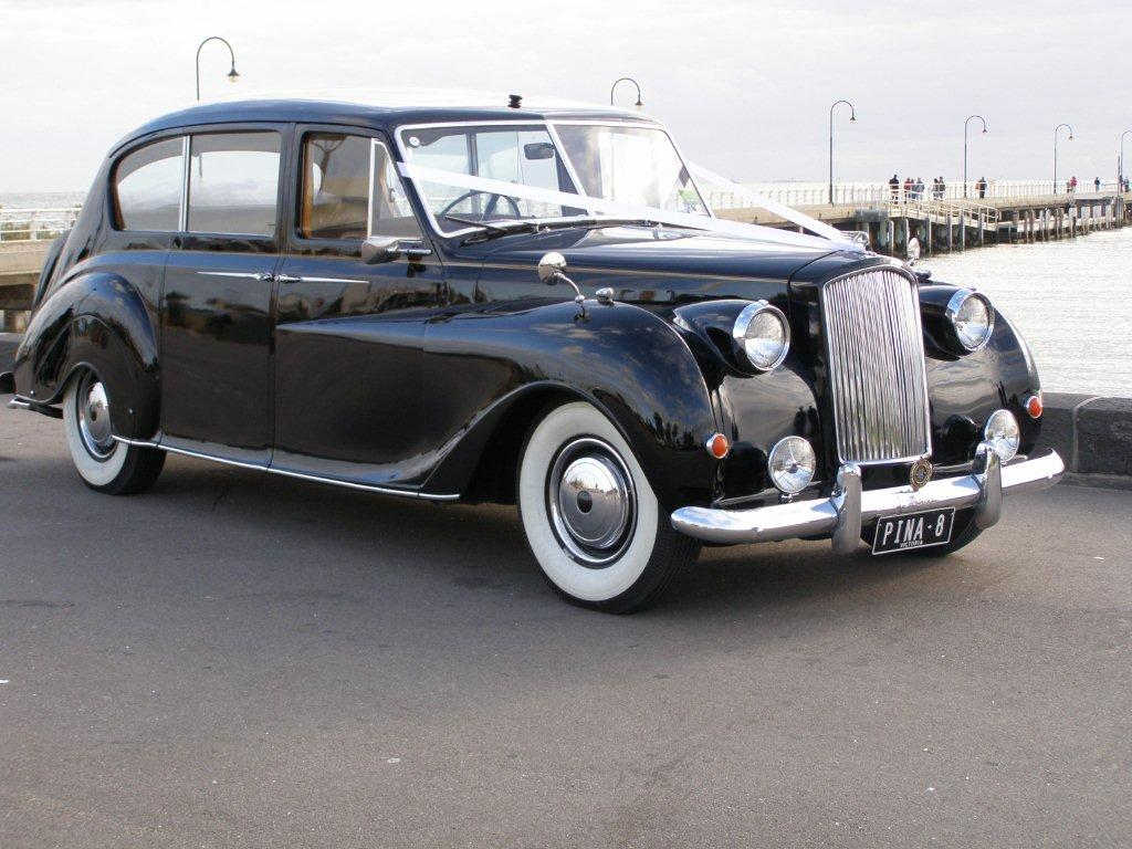 1959 Austin Princess Limousine Wedding Cars Melbourne Rsv