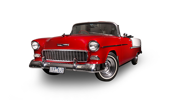 About-Us Chevrolet Bel Air