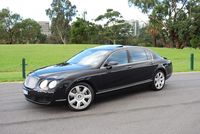 Bentley Sedan_wedding