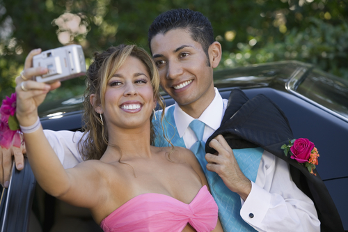 Limousine hired for wedding