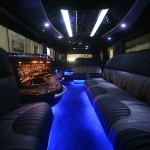 The General Hummer Limo_inside