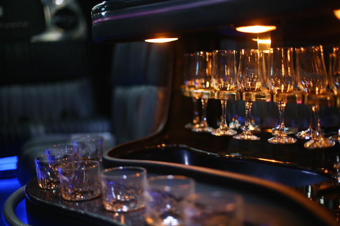 Hummer The General Limo_experience