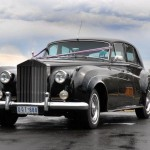 1960 Cloud Rolls Royce