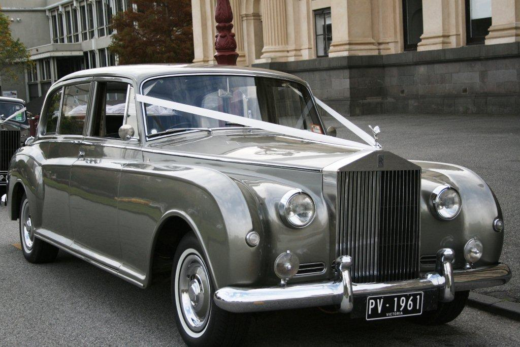 1961 Phantom V Rolls Royce