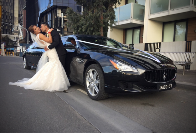 maserati-limo-wedding