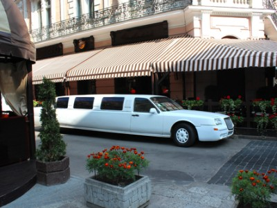 Limousine Used for Shopping