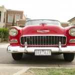 IFP-6JY-1 Chevrolet Bel Air (Front View)