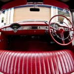 IFP-6JY-5 Chevrolet Bel Air (Inside vIew with roof vIew)