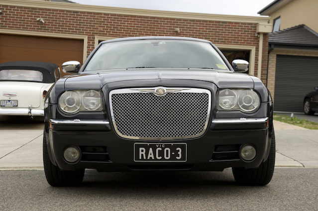 RACO-3-2 Krystal LImousine (Front View)