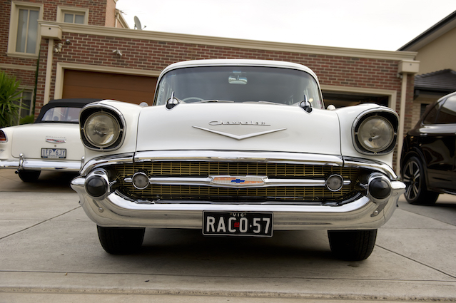 classic cars for hire