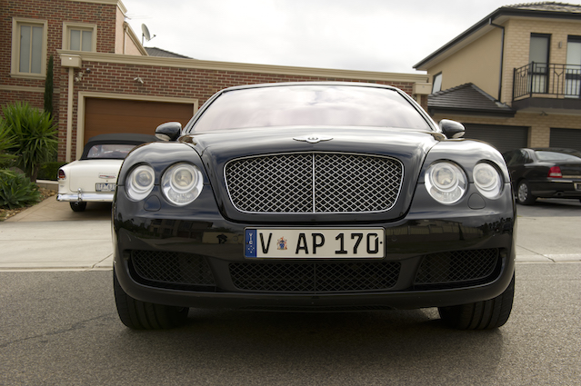 The Duke Bentley Limo Hire