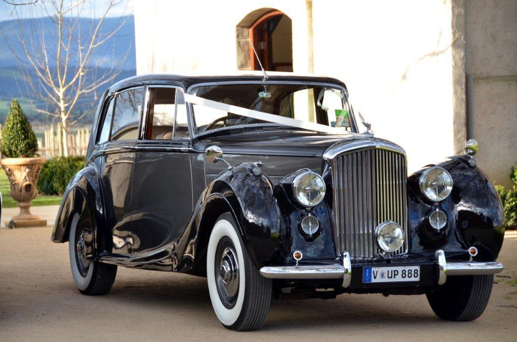1950 Bentley Coach Built