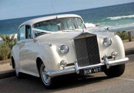 1960 Rolls Royce Silver Cloud White