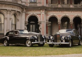 1960 Rolls Royce Silver Clouds Black